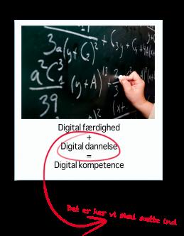hvad er digital dannelse